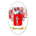 O'Loughlin Sticker (Oval 50 pk)