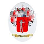 O'Loughlin Oval Ornament