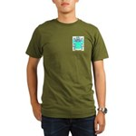 Olorenshaw Organic Men's T-Shirt (dark)