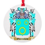 Olorenshaw Round Ornament