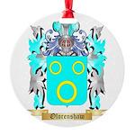 Olorenshaw Round Ornament