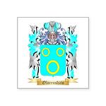 Olorenshaw Square Sticker 3