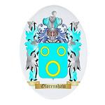 Olorenshaw Oval Ornament