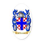 O'Lorcan Oval Car Magnet