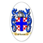 O'Lorcan Sticker (Oval)