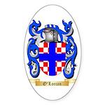 O'Lorcan Sticker (Oval 50 pk)