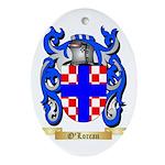 O'Lorcan Oval Ornament