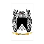 O'Looney Sticker (Rectangle 10 pk)