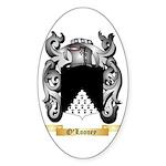 O'Looney Sticker (Oval)