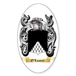 O'Looney Sticker (Oval 10 pk)