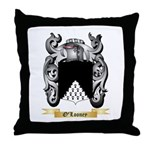 O'Looney Throw Pillow