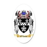 O'Loane Oval Car Magnet