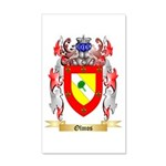 Olmos 20x12 Wall Decal