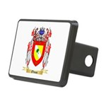 Olmos Rectangular Hitch Cover