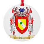 Olmo Round Ornament