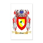 Olmo 20x12 Wall Decal