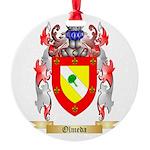 Olmeda Round Ornament