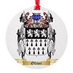 Olliver Round Ornament