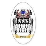 Olliver Sticker (Oval 50 pk)
