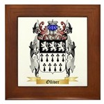 Olliver Framed Tile