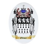 Olliver Oval Ornament