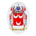 Ollivant Oval Ornament