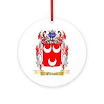 Ollivant Round Ornament