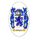 Olligan Sticker (Oval 10 pk)
