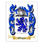 Olligan Small Poster