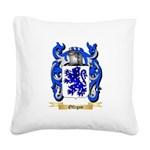 Olligan Square Canvas Pillow