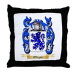 Olligan Throw Pillow