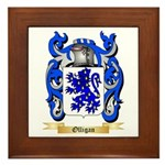 Olligan Framed Tile