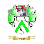 Olliffe Square Car Magnet 3