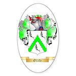 Olliffe Sticker (Oval 10 pk)