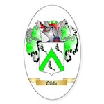 Olliffe Sticker (Oval 50 pk)