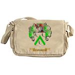 Olliffe Messenger Bag