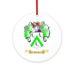 Olliffe Round Ornament