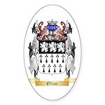 Ollier Sticker (Oval 50 pk)