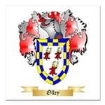 Olley Square Car Magnet 3