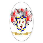 Olley Sticker (Oval 10 pk)