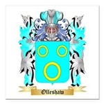 Olleshaw Square Car Magnet 3