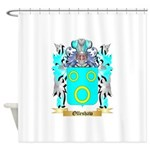Olleshaw Shower Curtain