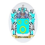 Ollernshaw Oval Ornament