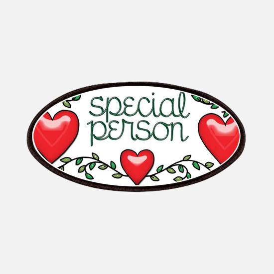 Hearts and Vines Special Person Patch