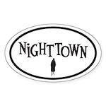 Nighttown Sticker