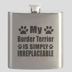 Border Terrier is simply irreplaceable Flask