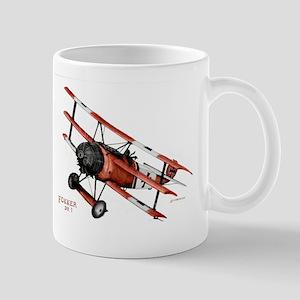 Fokker DR 1 1917 Mugs