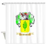 Olivos Shower Curtain