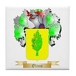 Olivos Tile Coaster