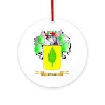 Olivos Round Ornament